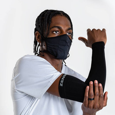 Justin Holiday Collection: Arm Sleeves (Pair)Compression Sleeves - Zensah