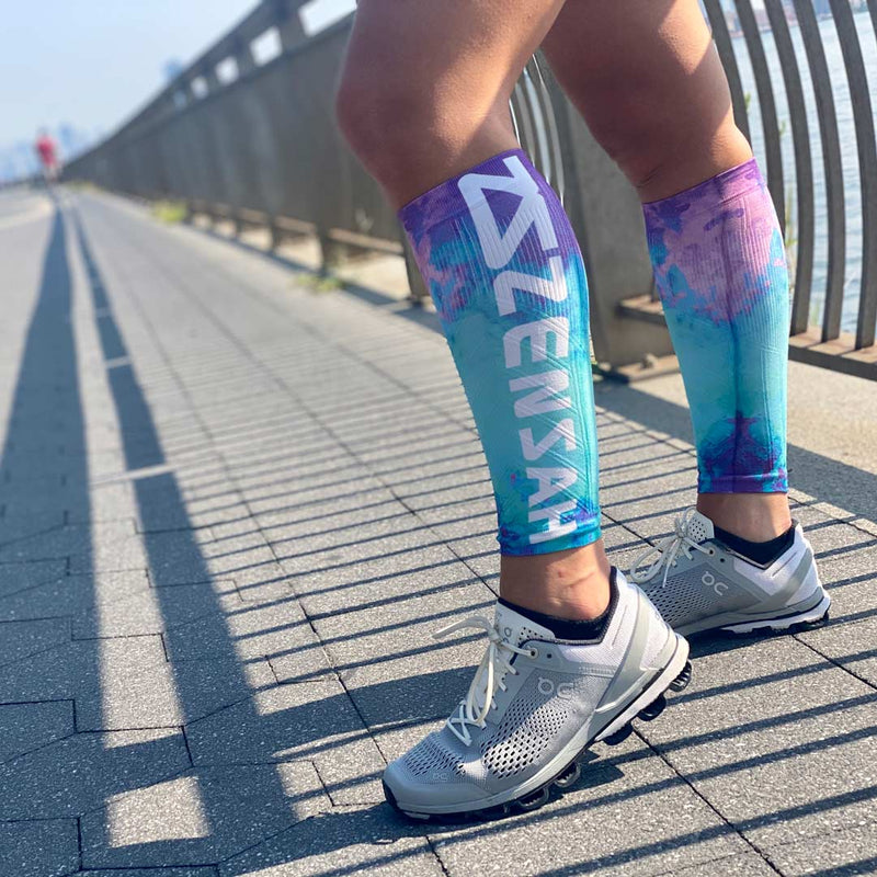 Zensah Haze Compression Leg Sleeves