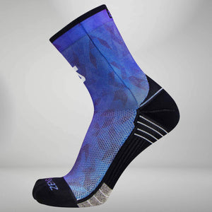 Abstract Fade Socks (Mini Crew)Socks - Zensah