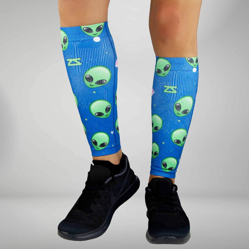 Aliens Compression Leg Sleeves