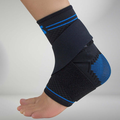 Elite Gel Ankle Sleeve