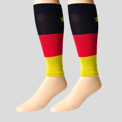 Around the World Compression Leg SleevesCompression Sleeves - Zensah