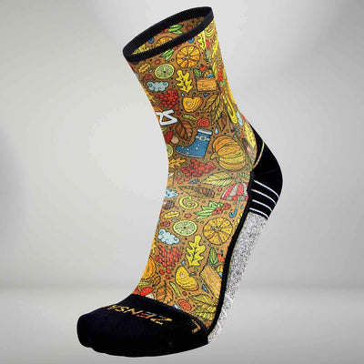 Autumn Socks (Mini Crew)Socks - Zensah