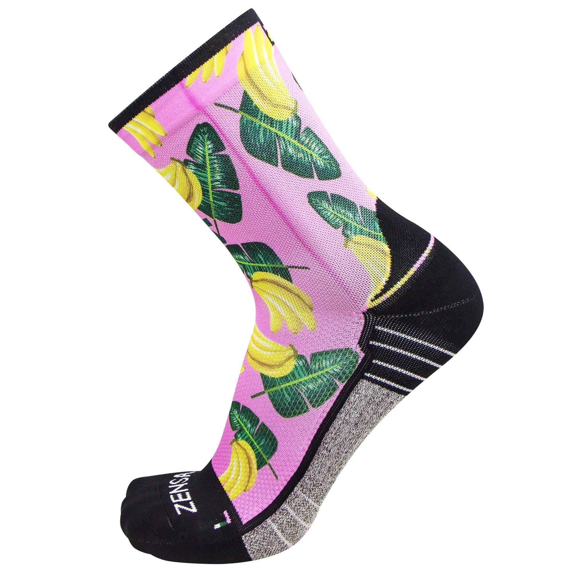 Bananas Socks (Mini-Crew)