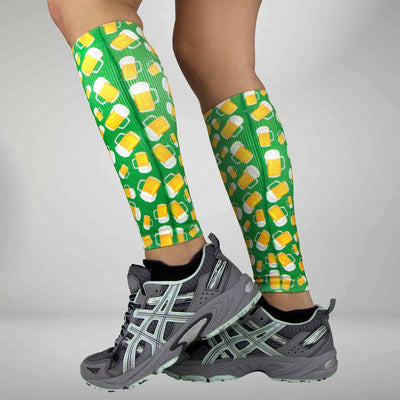 Beer Compression Leg SleevesLeg Sleeves - Zensah