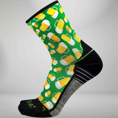 Beer Socks (Mini Crew)Socks - Zensah