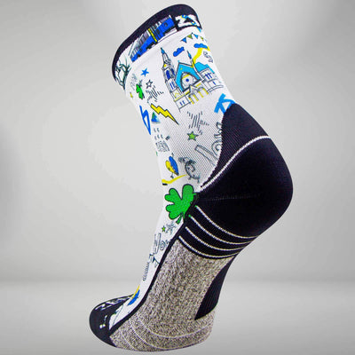 Boston Socks (Mini-Crew)Socks - Zensah