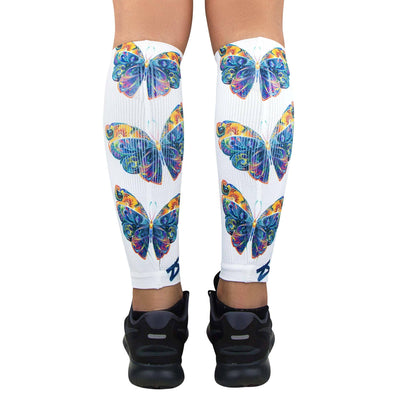 Butterflies Compression Leg Sleeves