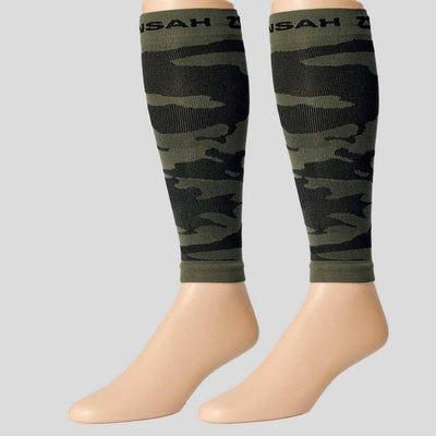 Camo Compression Leg SleevesLeg Sleeves - Zensah