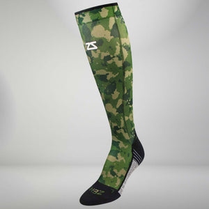 Camo Compression Socks (Knee-High)