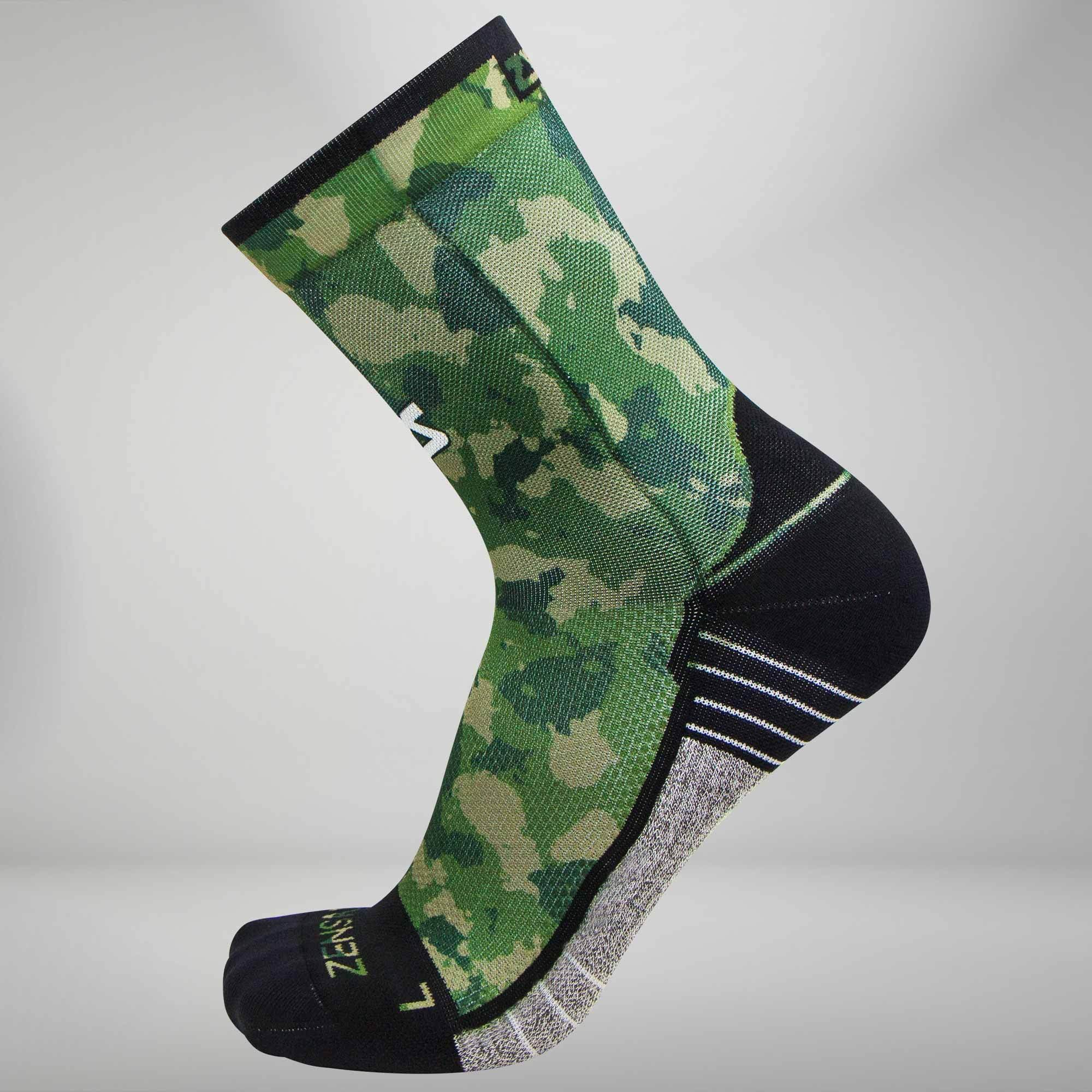 United States Army Socks Womens Comfort Crew Sock Mens Moisture Wicking Crew Sock