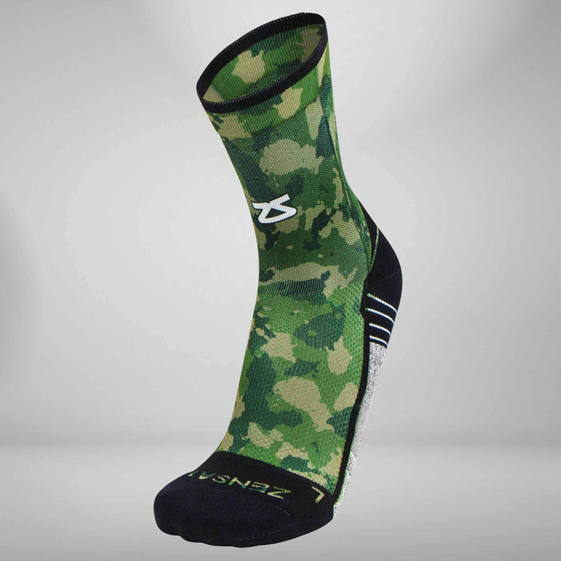 Camo Socks (Mini-Crew)