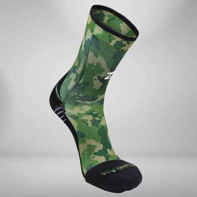 Camo Socks (Mini-Crew)Socks - Zensah