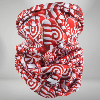 Candy Canes Multi-Use Neck Gaiter & Headwear