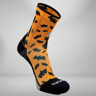 Cats and Bats Halloween Socks (Mini Crew)Socks - Zensah