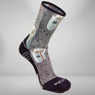 Hot Chocolate Socks (Mini Crew)Socks - Zensah