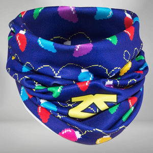 Christmas Lights Multi-Use Neck Gaiter & Headwear