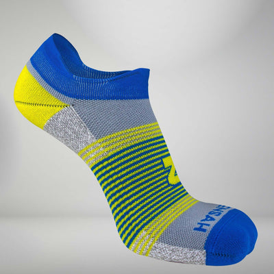 Cloud Cushion Running Socks (No Show)