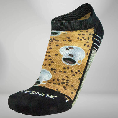 Coffee Socks (No Show)