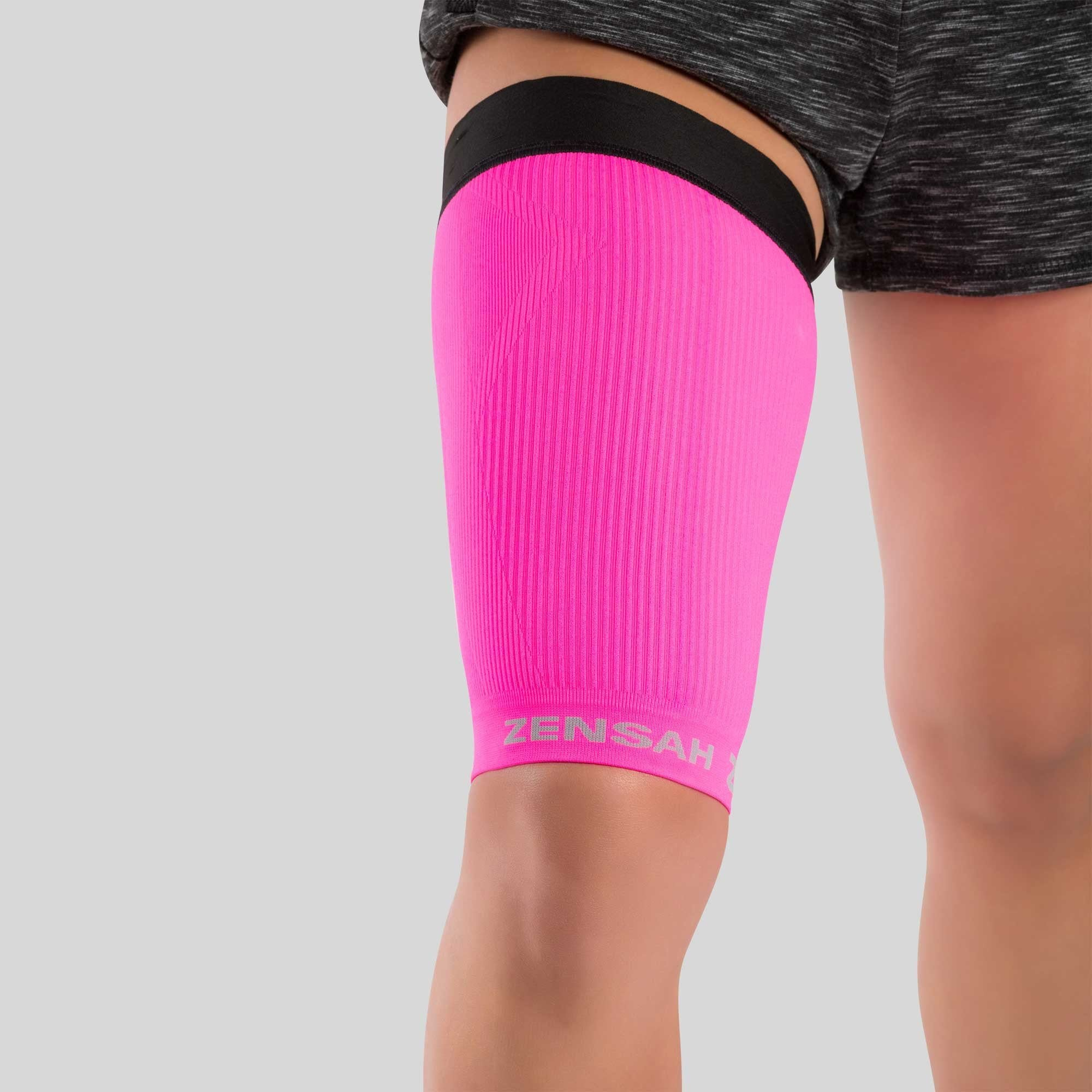 2377924b12 Thigh Compression Sleeve - Quad and Hamstring Support | Zensah