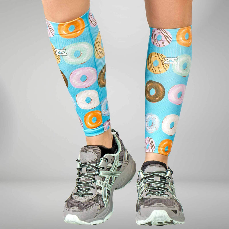 Donut Compression Leg Sleeves