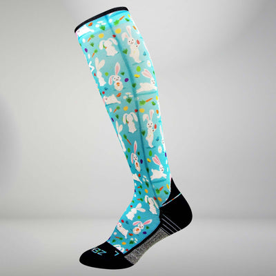 Happy Bunnies Compression Socks (Knee-High)