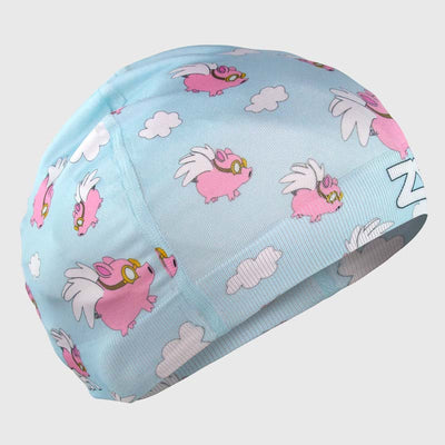Flying Pigs Skull Cap BeanieHat - Zensah