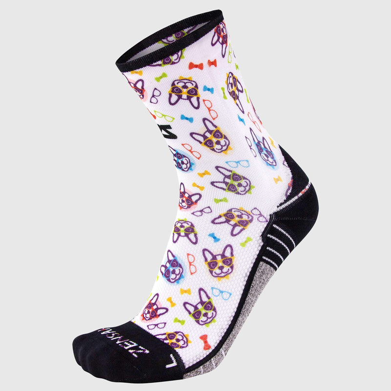 French Bulldog Socks (Mini-Crew)
