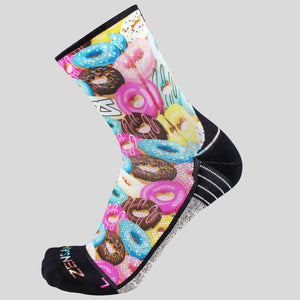 Frosted Donuts Socks (Mini-Crew)