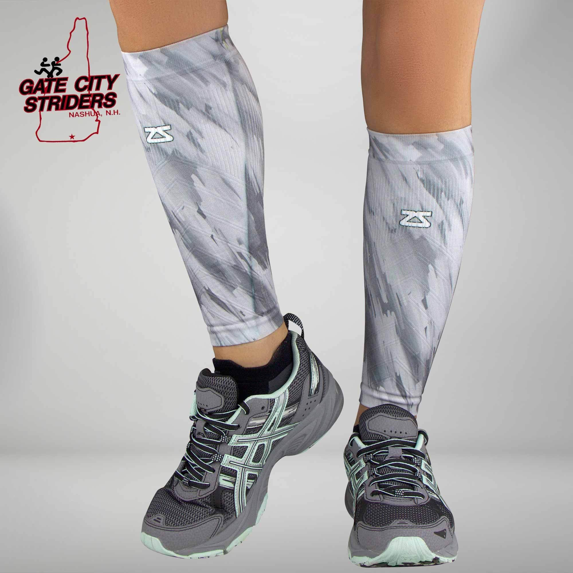 Gate City Striders Compression Leg Sleeves
