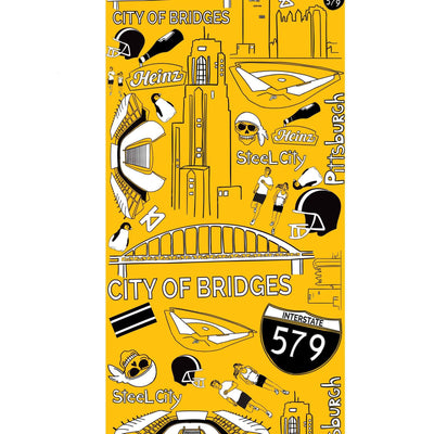 Pittsburgh Compression Leg Sleeves