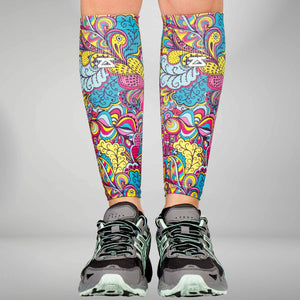 Groovy Compression Leg Sleeves