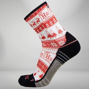 Ho Ho Ho Socks (Mini Crew)Socks - Zensah