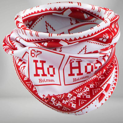 Ho Ho Ho Multi-Use Neck Gaiter & Headwear