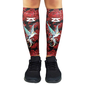 Hummingbirds Compression Leg Sleeves