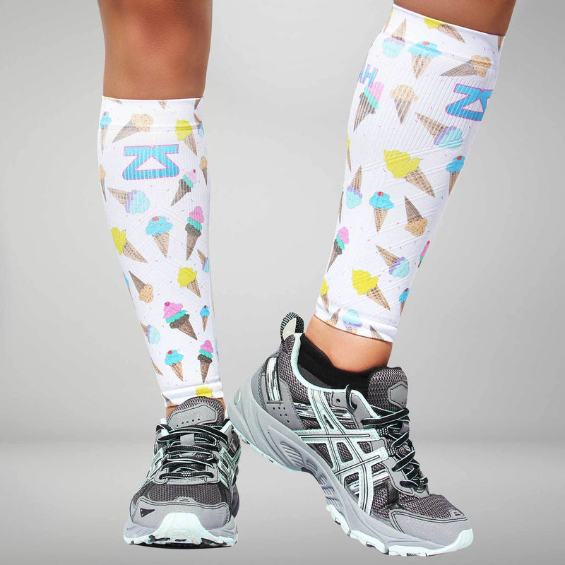 Ice Cream Compression Leg Sleeves