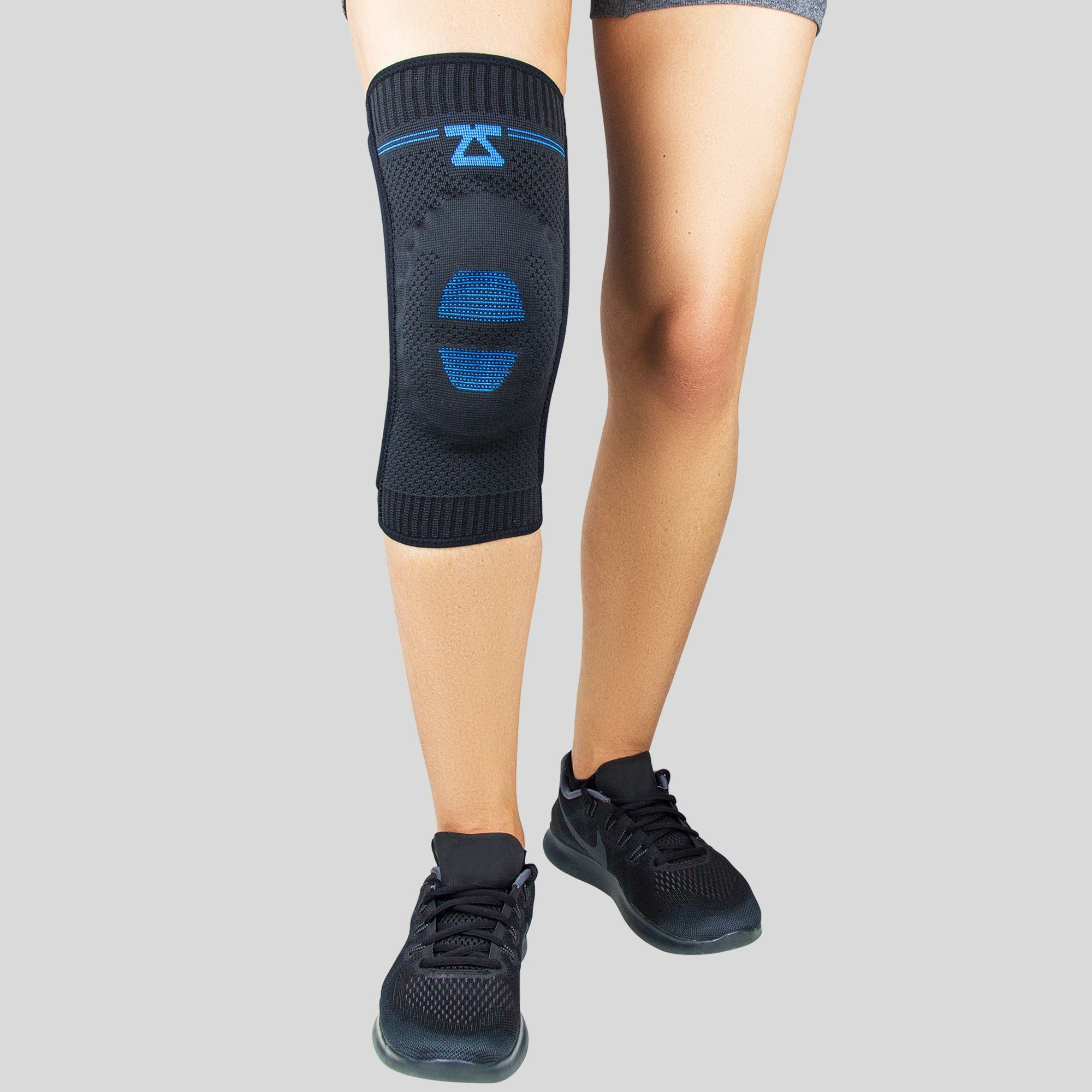 Elite Gel Compression Knee Sleeve