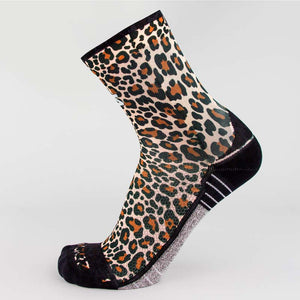 Leopard Socks (Mini-Crew)Socks - Zensah