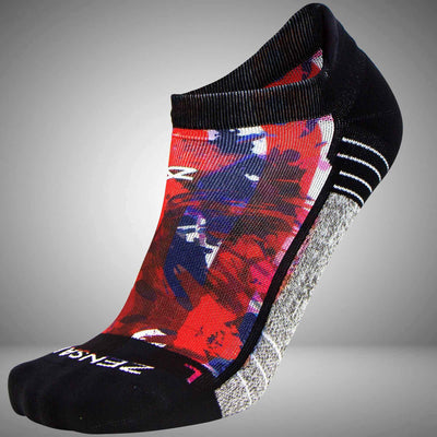 USA Socks (No Show)Socks - Zensah