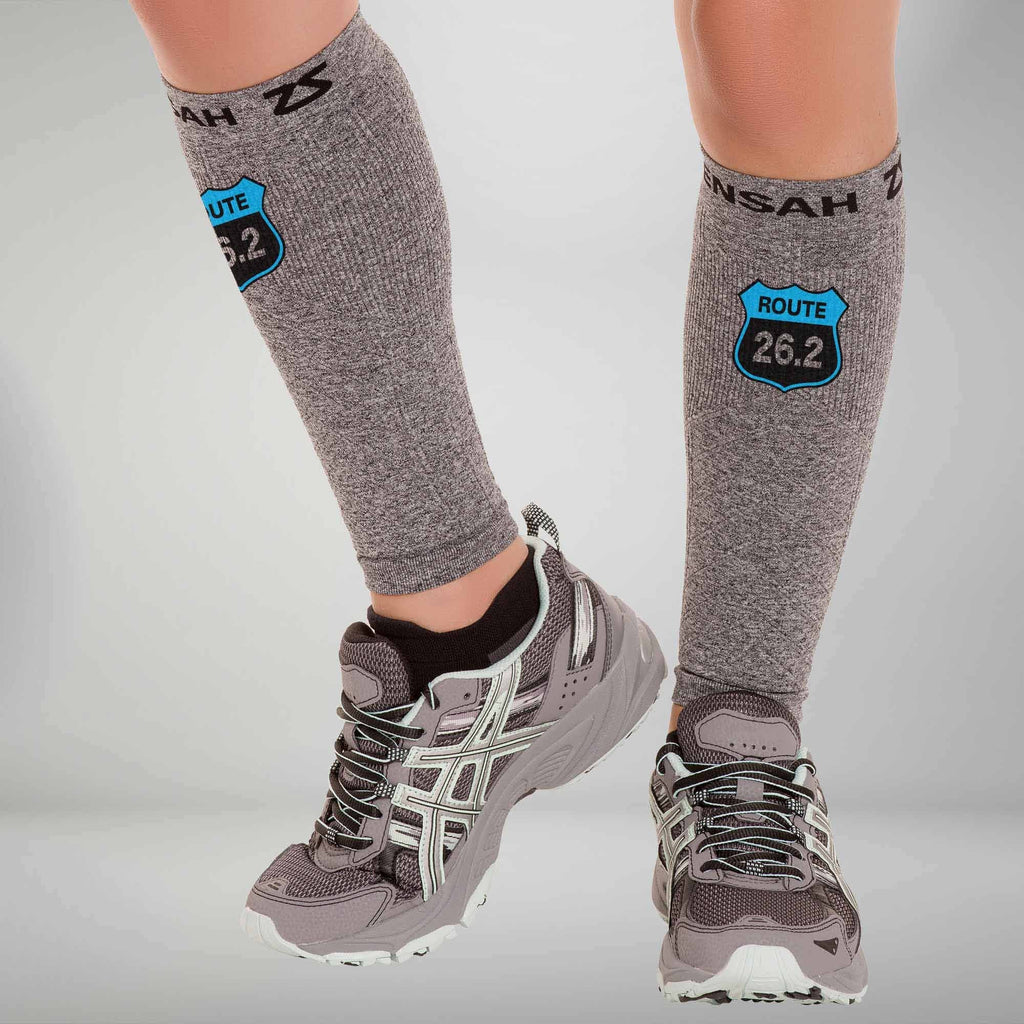 Route 26.2 Compression Leg Sleeves