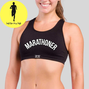 Marathoner Original Sports Bra