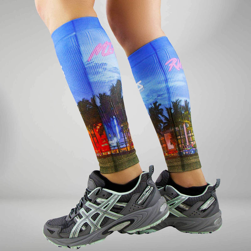 Miami Compression Leg Sleeves