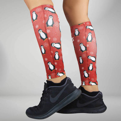 Penguins Compression Leg Sleeves