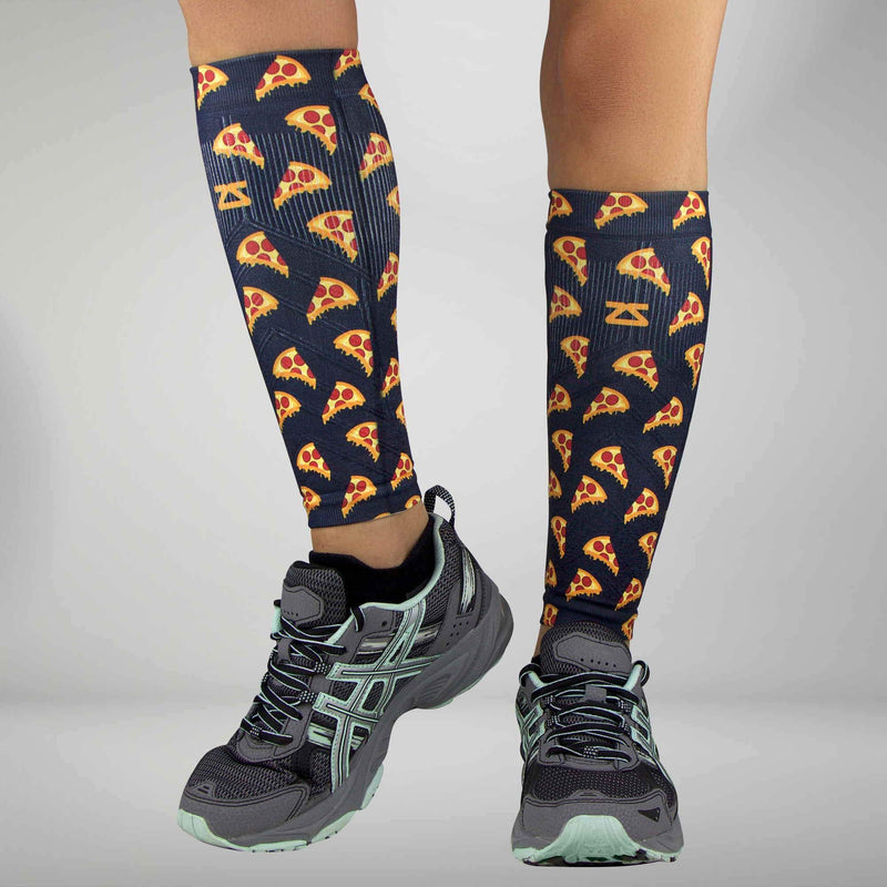 Pizza Compression Leg Sleeves