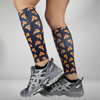 Pizza Compression Leg SleevesLeg Sleeves - Zensah