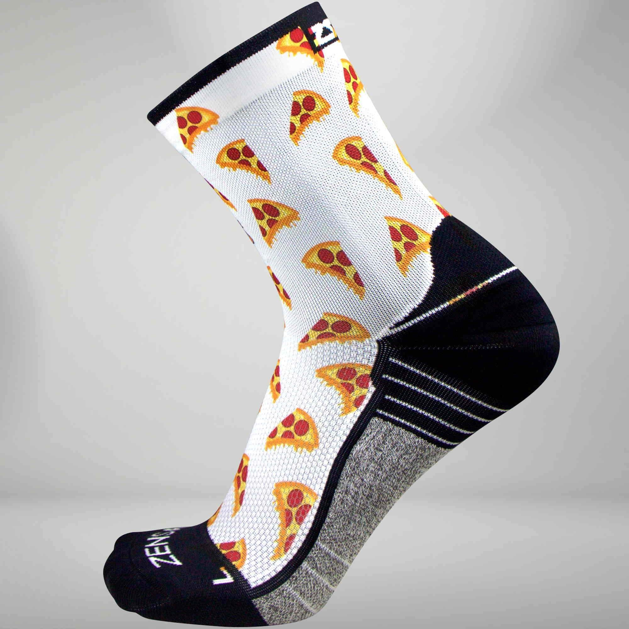 Pizza Socks (Mini Crew)