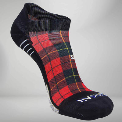Classic Plaid Socks (No Show)