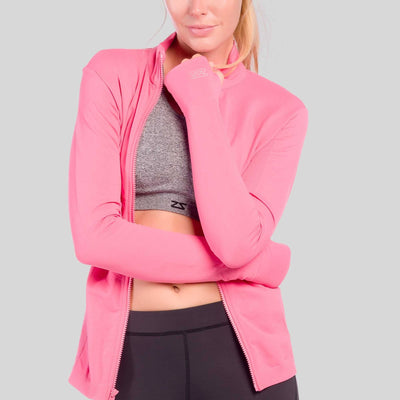 Seamless Power Running JacketTops - Zensah