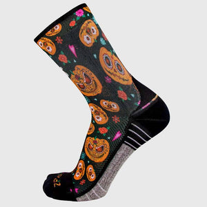 Pumpkins Socks (Mini-Crew)