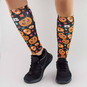 Pumpkins Compression Leg Sleeves